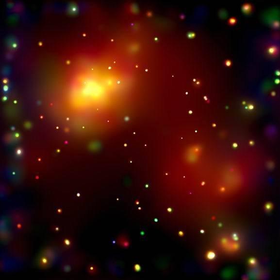 星体分类 不规则星系