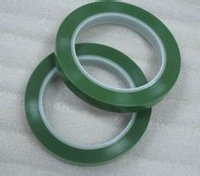 高溫PET綠膠帶