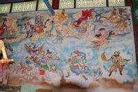 斗母宫壁画