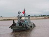 挖泥船工作艇