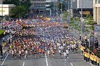 今天是世界步行日 - yongcheng-250 - 一帘幽梦的博客