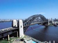 徒步悉尼港湾大桥 - 超然 - 超然的博客