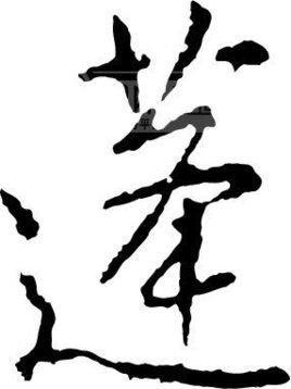 折叠 〈量〉 用于枝叶茂盛的花草等的一团 [clump].图片