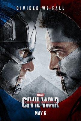 美国队长3:内战