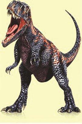 而食草动物也带来了蛮龙一样的肉食恐龙
