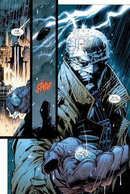 蝙蝠侠缄默漫画+在线
