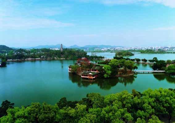 广东东莞风景照片