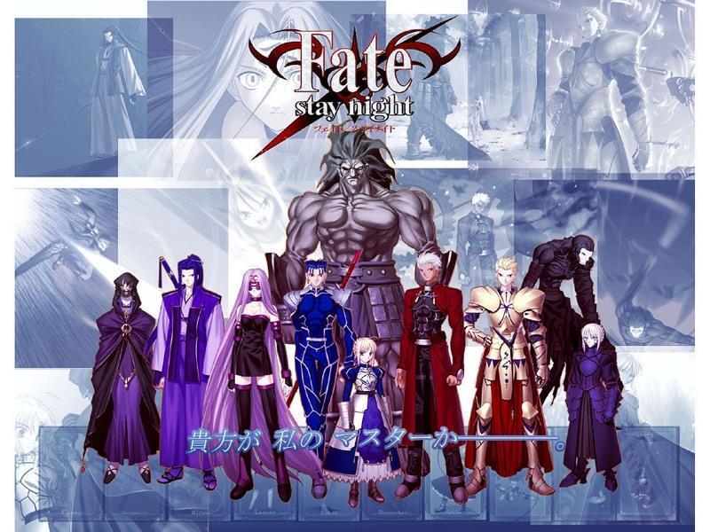 赫拉克勒斯,《Fate/stay night》(以及Fan Disc《Fate/hollow ataraxia》、格斗游戏《Fate/unlimited codes》)中登场,参与了第五次冬木市圣杯战争。Master为依莉雅斯菲尔冯爱因兹贝伦。 兰斯洛特,《Fate/Zero》中登场,参与了第四次冬木市圣杯战争,Master为间桐雁夜。 开膛手杰克,《Fate/strange fake》中登场,Master为埃尔梅罗二世的学生夫拉特艾斯卡尔德斯。 爱尔奎特布伦史塔德,《Fate/EXTRA》中登场,