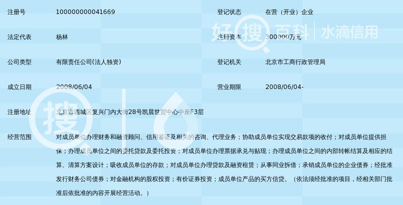 中化集团财务有限责任公司_好搜百科