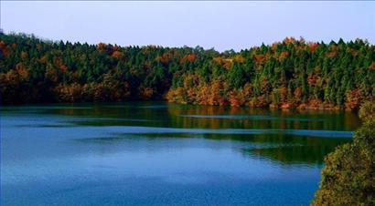 省级风景名胜区安县白水湖,位于川西平原北部,紧邻绵阳,绵竹,德阳