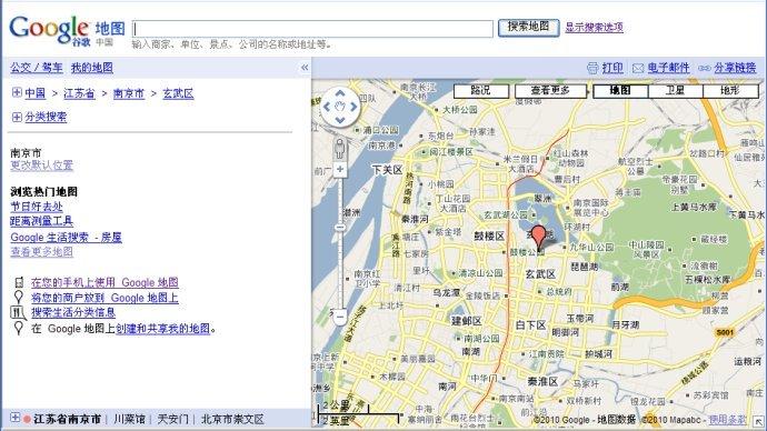 谷歌地图_好搜百科