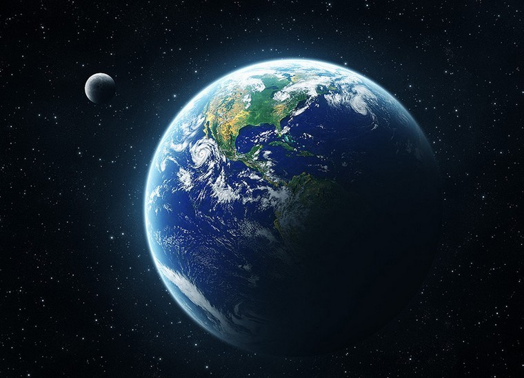 我们的地球太可爱了