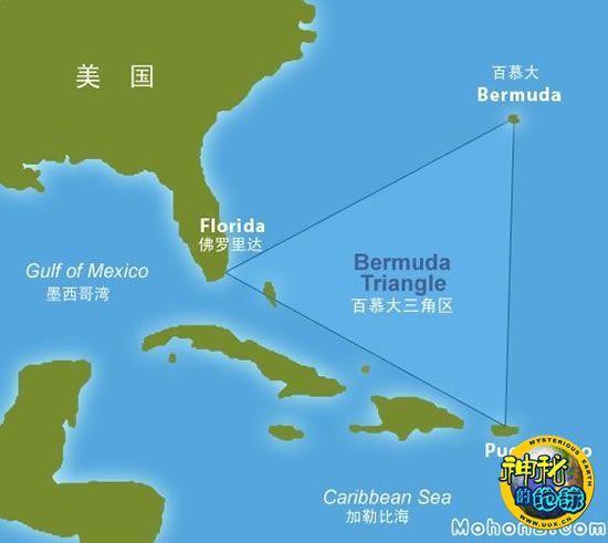 百慕大三角