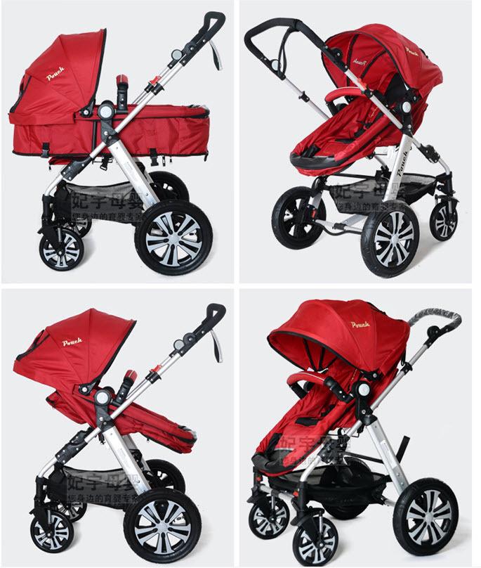 挑选一款正确的婴儿推车是让人头疼的事