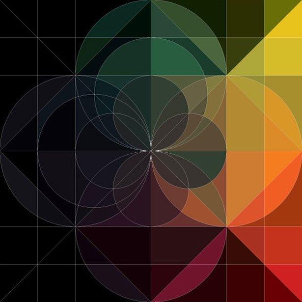 几何图折叠步骤