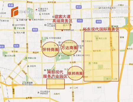 石家庄海洋公园地图