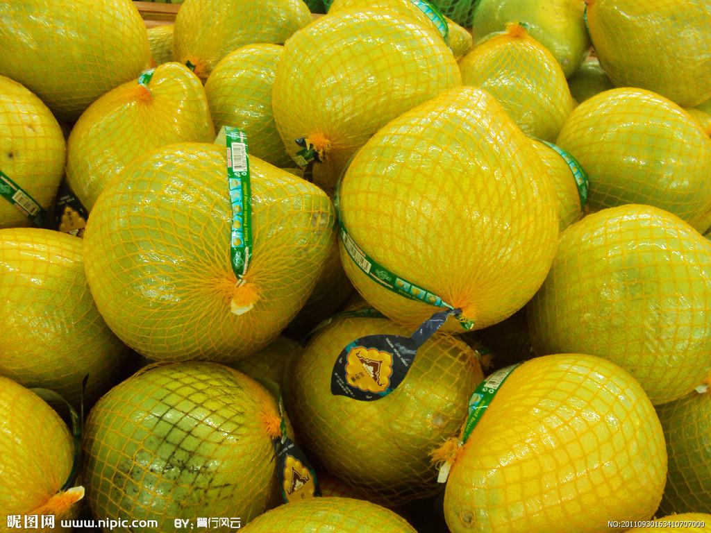 小学生手工制作柚子