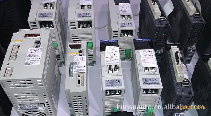 三菱伺服差分脉冲电路图