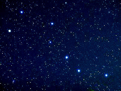 北斗星高清图片