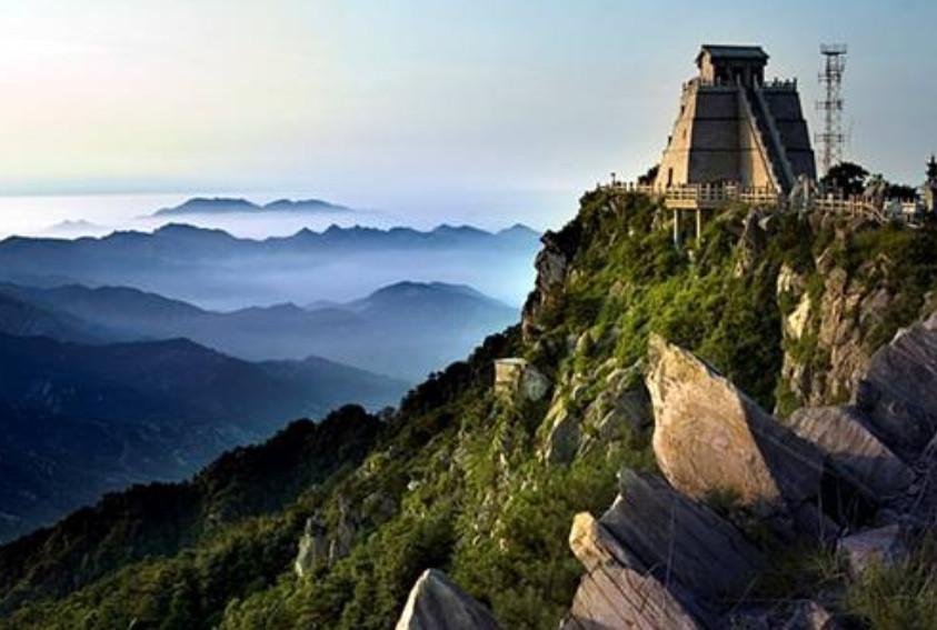 天蒙山风景图片大全
