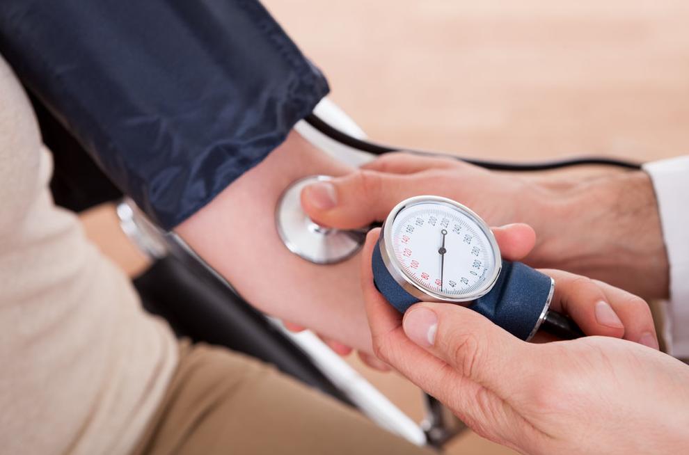 量血压的正确步骤图