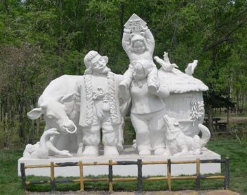 哈尔滨太阳岛风景区