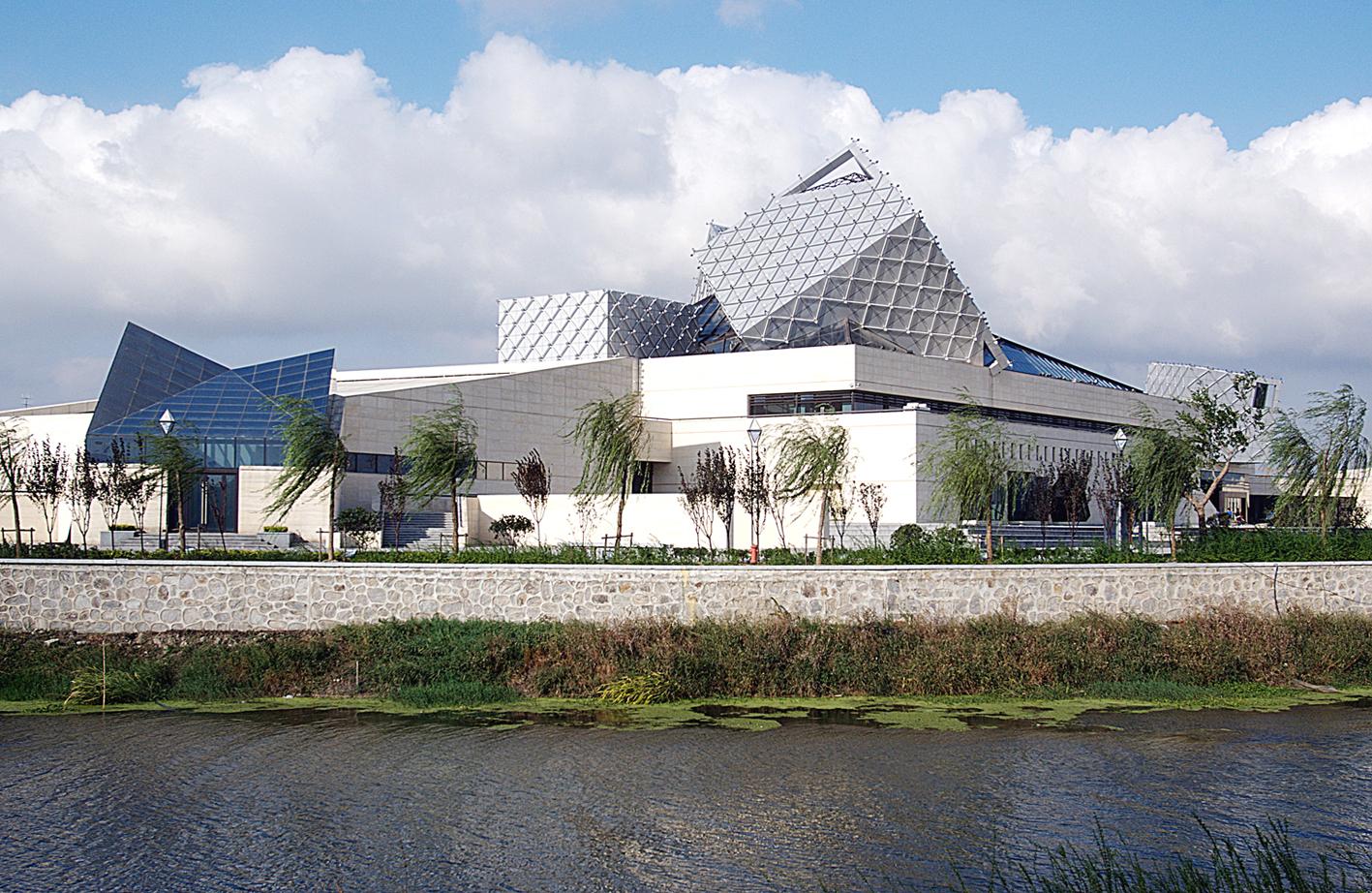 中国海盐博物馆高清大图