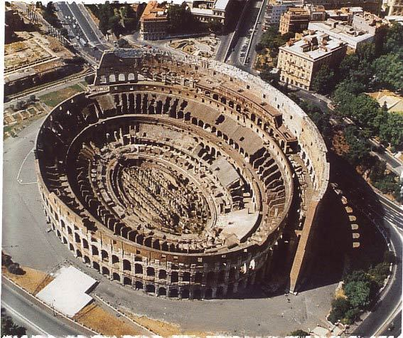 古罗马竞技场