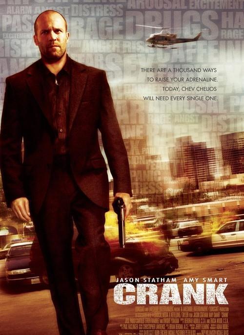 2006年由杰森·斯坦森主演的《怒火攻心》横空出世
