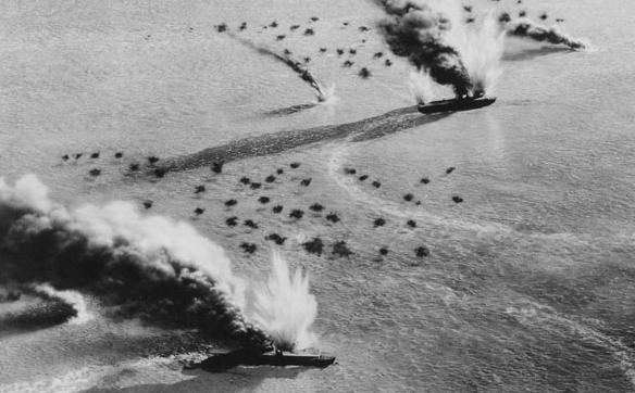 二战美军军舰_中途岛战役_360百科