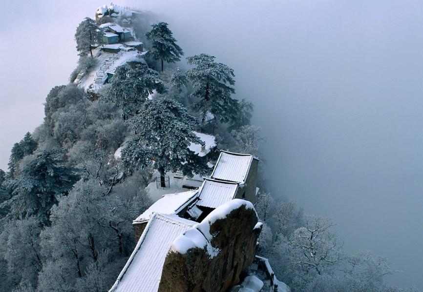 雅韵风乐收藏阁 安徽  黄山北海景区是黄山景区的腹地,在光明顶与始信