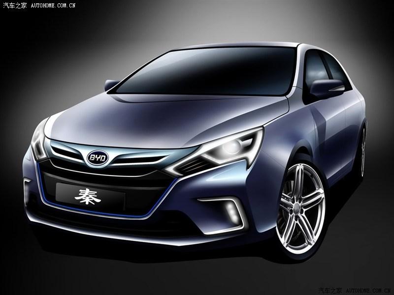 比亚迪秦车型介绍  汽车特色 外形大气硬朗空间十分宽敞作为比亚迪