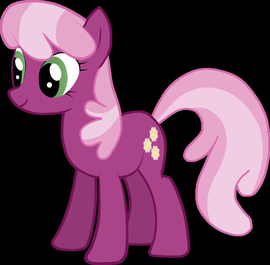 简介:红色身体,橘色鬃毛,绿色眼睛的小马,可爱标志为半个苹果,是