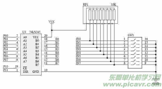 (51)脚是音频信号输出脚,集成电路内部完成调频信号的解调,从该脚输出
