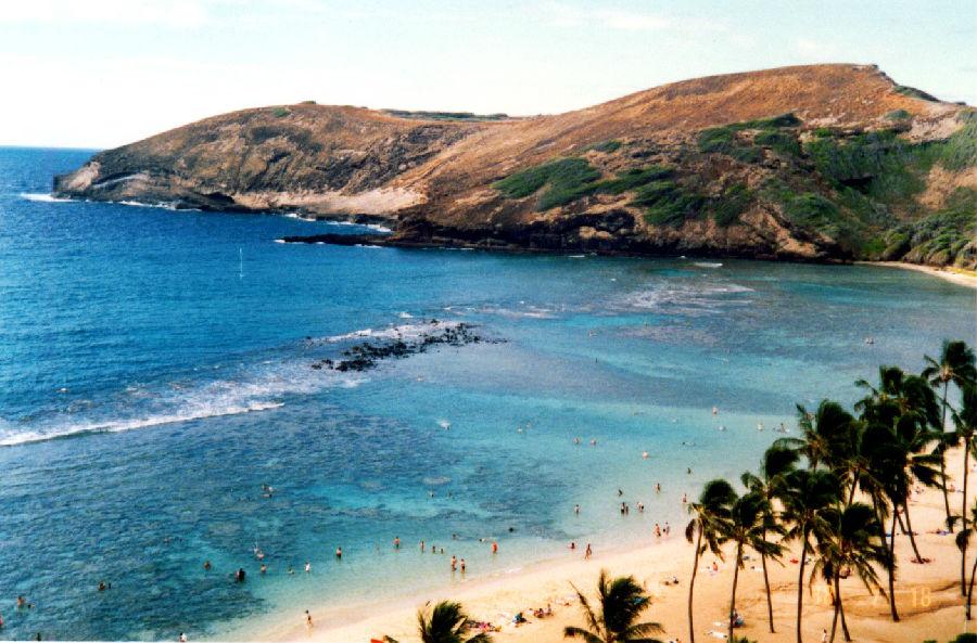 夏威夷群岛_360百科