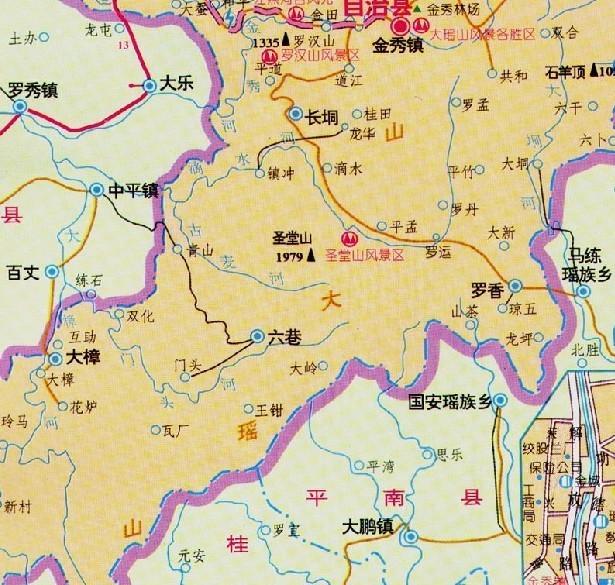 乐途首页 > 目的地指南 > 广西旅游 > 来宾旅游 > 金秀县旅游 > 圣堂