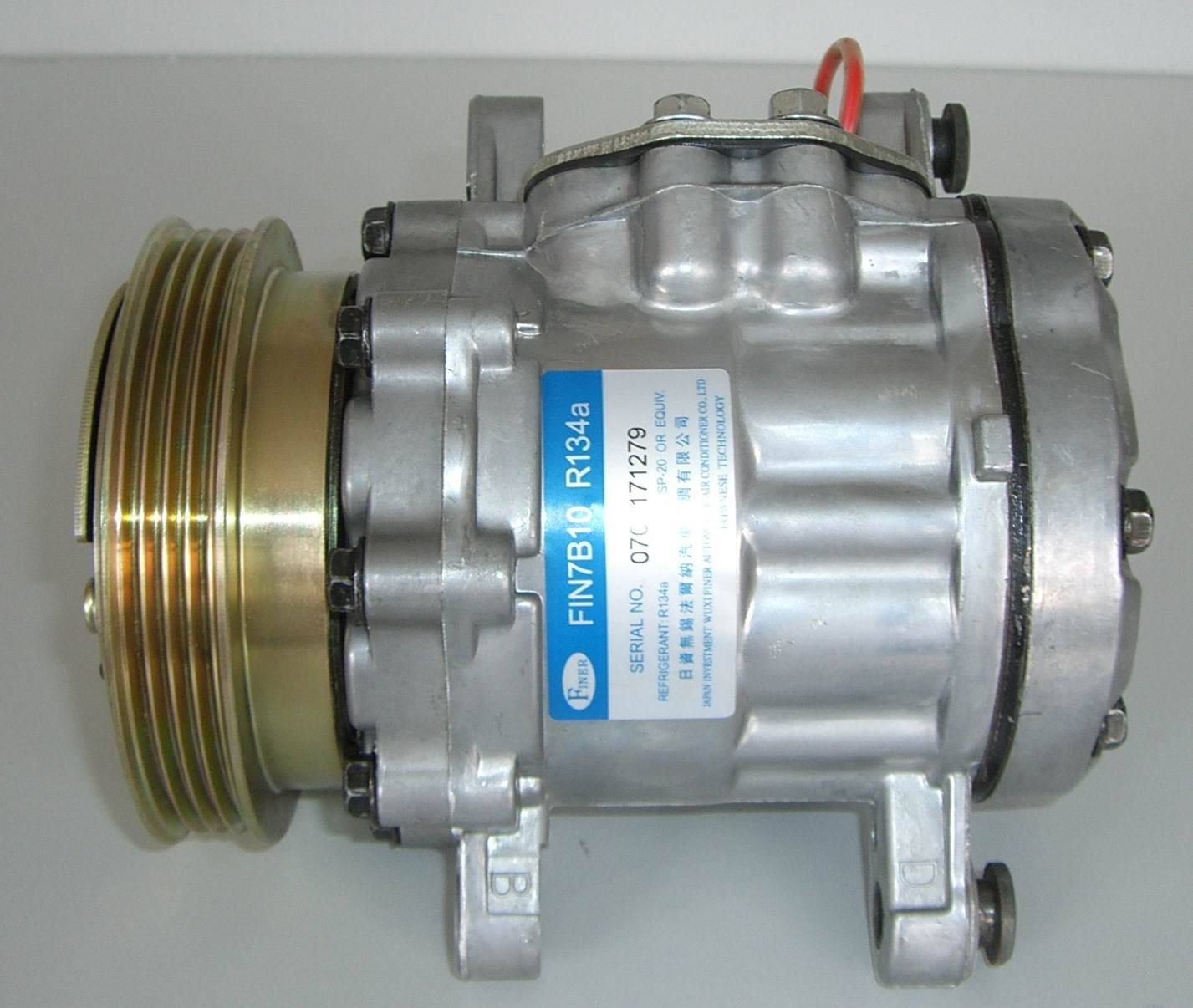 空调低压阀内部结构图