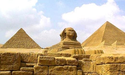 古埃及文明失落之谜_360百科图片