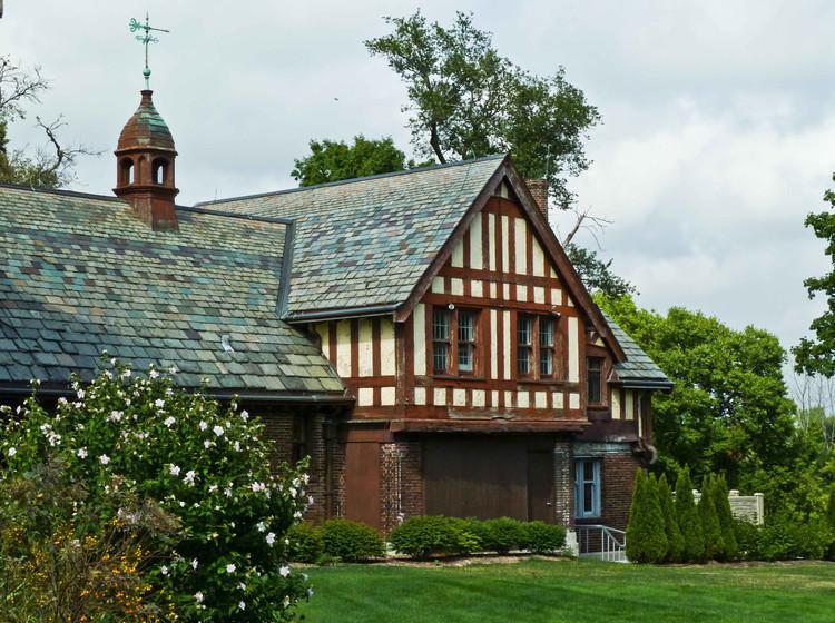 英国乡村别墅